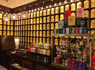 Foto 6 - Interior di TWG Tea Salon & Boutique oleh Mitha Komala