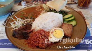 Foto 2 - Makanan(Nasi pecel komplit ) di Sate Khas Senayan oleh UrsAndNic
