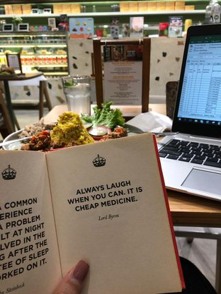 Foto review Burgreens Eatery oleh Thasya Abigail 2