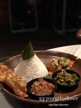 Foto 2 - Makanan(Nasi Bumbu Bali) di Gormeteria oleh April Prabowo