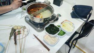 Foto 2 - Makanan di Shabu - Shabu Cia oleh Komentator Isenk