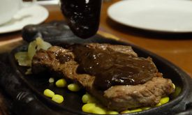 Will's Steak by Gandy