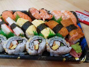 Foto review AEON Sushi Dash & Go oleh Arif Hifzul 4