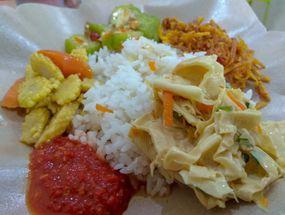 Foto Warveg Anjali (Warung Vegetarian)