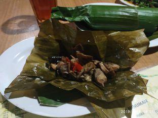 Foto 1 - Makanan(Pepes jamur) di Gurih 7 oleh dainne_verseau_gmail_com