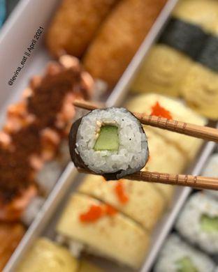 Foto 4 - Makanan di Genki Sushi oleh Levina JV (IG : @levina_eat & @levinajv)
