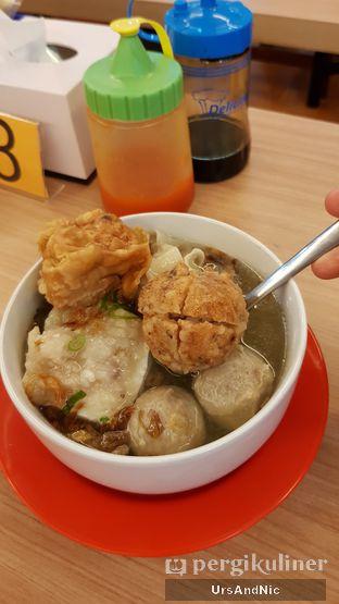 Foto 1 - Makanan(Bakso Malang Komplit) di Pentol Edan oleh UrsAndNic