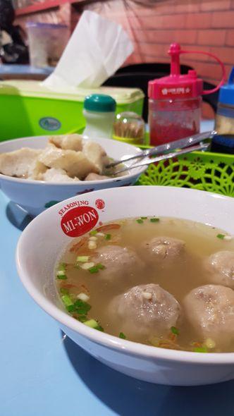 Foto Makanan di Bakwan MD