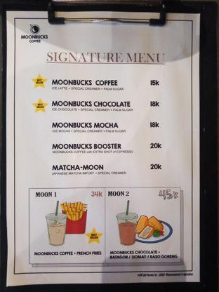 Foto 4 - Menu di Moonbucks Coffee oleh Chris Chan
