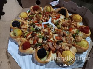 Foto 2 - Makanan di Pizza Hut oleh Mich Love Eat