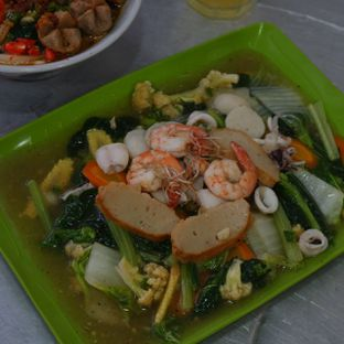 Foto 1 - Makanan di Nasi Gurih Aceng oleh ngunyah berdua