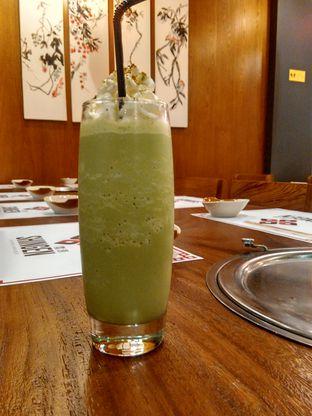 Foto 2 - Makanan(Green tea milkshake) di Shingen Izakaya oleh Margaretha Mitsi