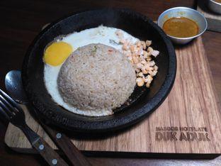 Foto review Nasgor Hotplate Duk Aduk oleh rizkha unia 1