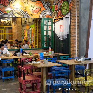Foto 3 - Interior di Thai Alley oleh Darsehsri Handayani