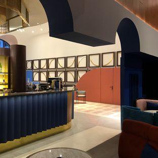 Foto 8 - Interior di Mare Nostrum - Grand Sahid Jaya Hotel oleh Della Ayu