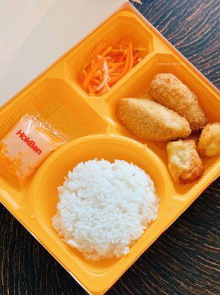 Foto - Makanan di HokBen (Hoka Hoka Bento) -  Kartika Chandra Hotel oleh Indra Mulia