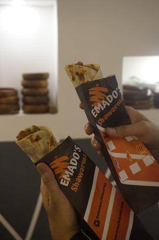 Foto 8 - Makanan di Emado's Shawarma oleh yudistira ishak abrar