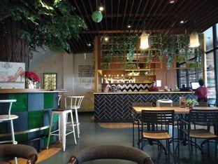 Foto 8 - Interior di De Cafe Rooftop Garden oleh yeli nurlena