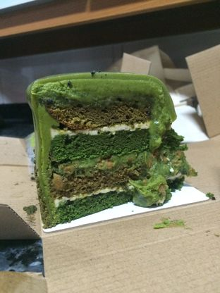 Foto 7 - Makanan(Ocha Cake) di Izakaya Kai oleh Elvira Sutanto