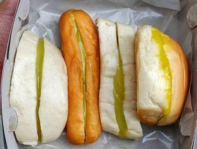 Foto Roti Srikaya & Bakpao Achin