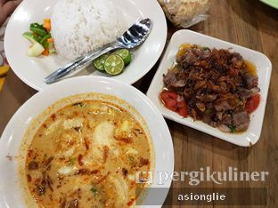 Foto 4 - Makanan di Soto Betawi H. Mamat oleh Asiong Lie @makanajadah