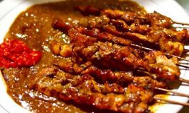 Sate Ayam Pasar Lama H. Ishak