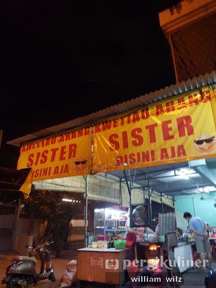 Foto 3 - Eksterior di Kwetiau Arang Sister oleh William Wilz