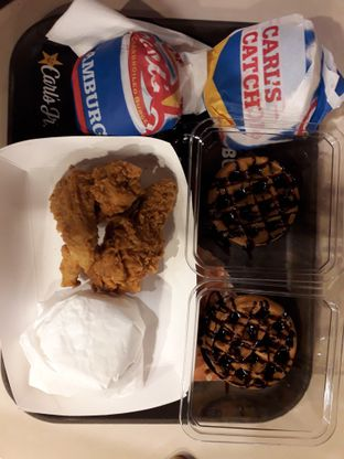 Foto 4 - Makanan di Carl's Jr. oleh inri cross