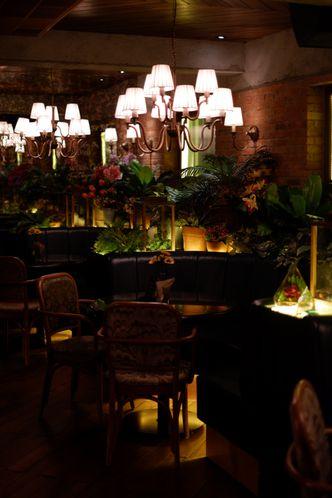 Foto Interior di Secret Garden
