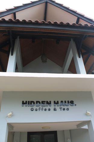 Foto 28 - Eksterior di Hidden Haus Coffee & Tea oleh Prido ZH