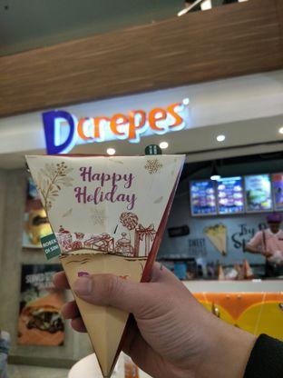 Foto 2 - Makanan di D'Crepes oleh thehandsofcuisine