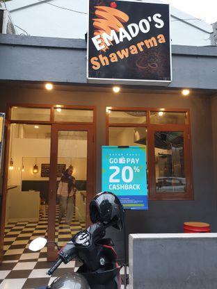 Foto 3 - Eksterior di Emado's Shawarma oleh Adhy Musaad