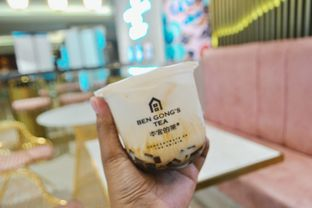 Foto 1 - Makanan di Ben Gong's Tea oleh IG: biteorbye (Nisa & Nadya)