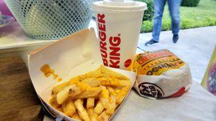 Foto - Makanan di Burger King oleh Komentator Isenk