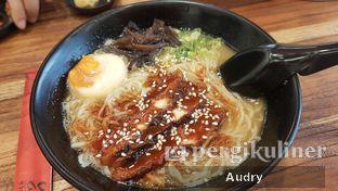 Foto 1 - Makanan(spicy tori miso men) di Ramen ten ten oleh Audry Arifin @makanbarengodri