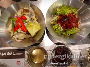 Foto 2 - Makanan di Magal Korean BBQ oleh @NonikJajan