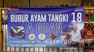 Foto 9 - Eksterior di Bubur Ayam Tangki 18 Aguan oleh Asiong Lie @makanajadah