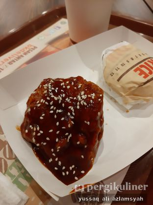 Foto review Burger King oleh Yussaq & Ilatnya  1