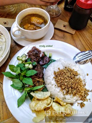 Foto 7 - Makanan di Kafe Betawi oleh Ruly Wiskul