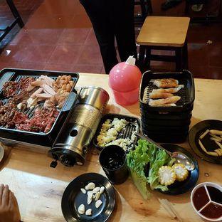 Foto 4 - Makanan di Gubhida Korean BBQ oleh violetta