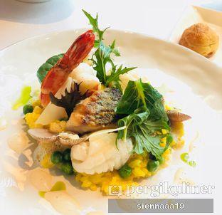 Foto 3 - Makanan(Le Risotto de Fruits de Mer Milanaise) di Amuz oleh Sienna Paramitha