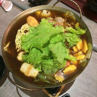 Foto 2 - Makanan(Beef Hot Soup) di Double Pots oleh Stella Griensiria