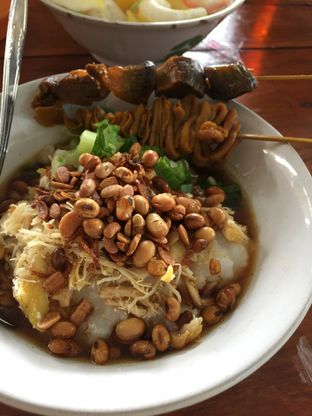 Foto 2 - Makanan di Bubur Ayam Pak Gendut oleh Yohanacandra (@kulinerkapandiet)
