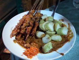 foto Sate Ayam Pasar Lama H. Ishak