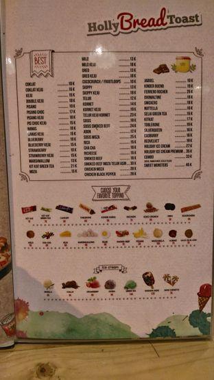 Foto review Kedai Roti Bakar 543 oleh Oryza Sativa 1