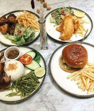 Foto 2 - Makanan di Ergonomic Coffee & Lounge oleh Jeljel