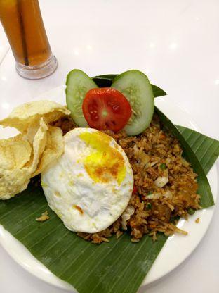 Foto 1 - Makanan(Nasi goreng bakar kikil) di Chop Buntut Cak Yo oleh Ratih Danumarddin