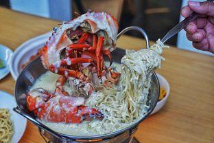 Foto 5 - Makanan(Cheese Crab) di Chef Epi - Hotel Sheo oleh Fadhlur Rohman