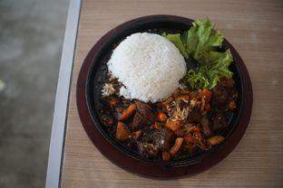 Foto 2 - Makanan(Iga Bakar Hotplate) di Juice For You oleh Fadhlur Rohman