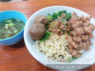 Foto 5 - Makanan(Mie Ayam Bakso) di Bakso Mas Sumeh oleh Hani Syafa'ah